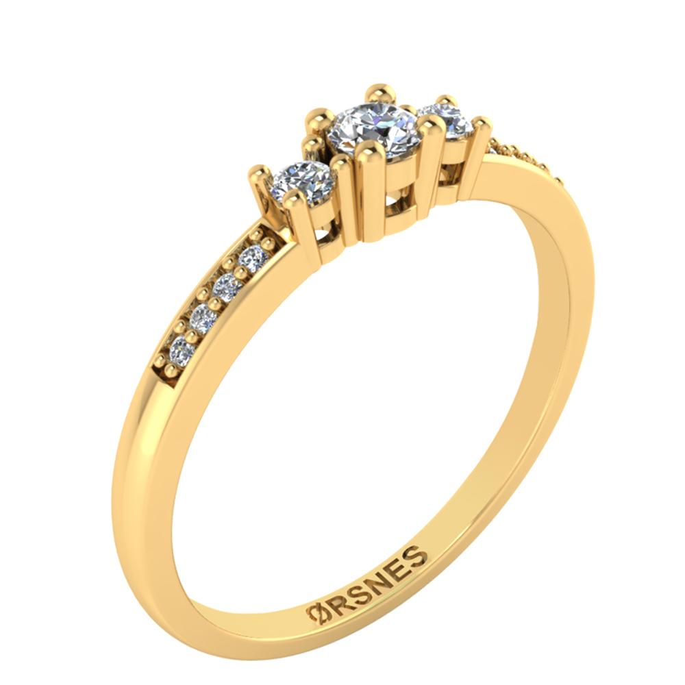 Image of   Ring fra Smykkekæden 50-00120-1030