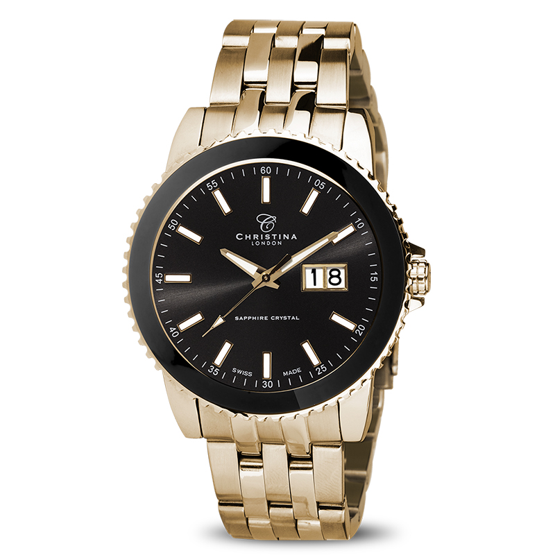 Image of   Herreur Fra Christina Watches 519GBL-GBLACK