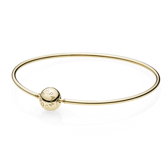 PANDORA ARMRING ESSENCE BANGLE I 14 KT RØDGULD 556000-18