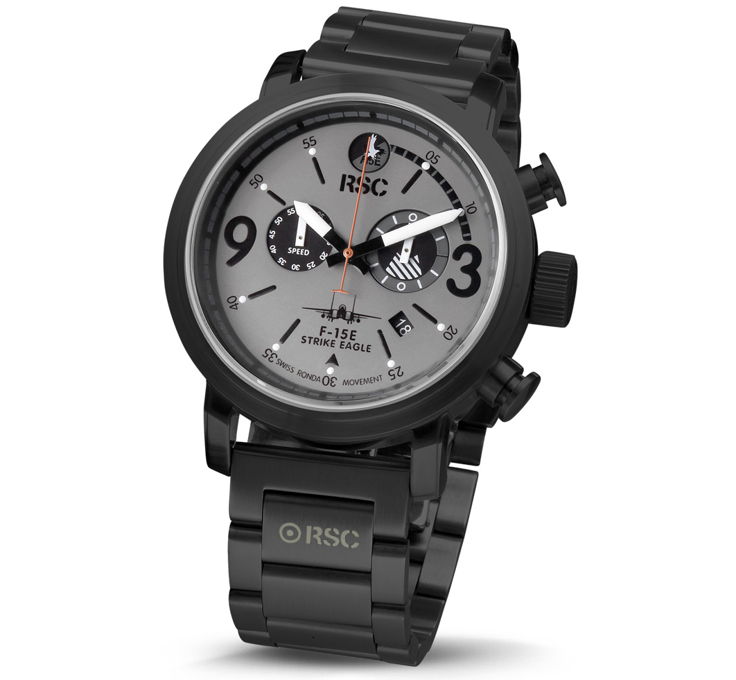 RSC Watches Strike Eagle Dawn Patrol Ur til Herre RSC5761