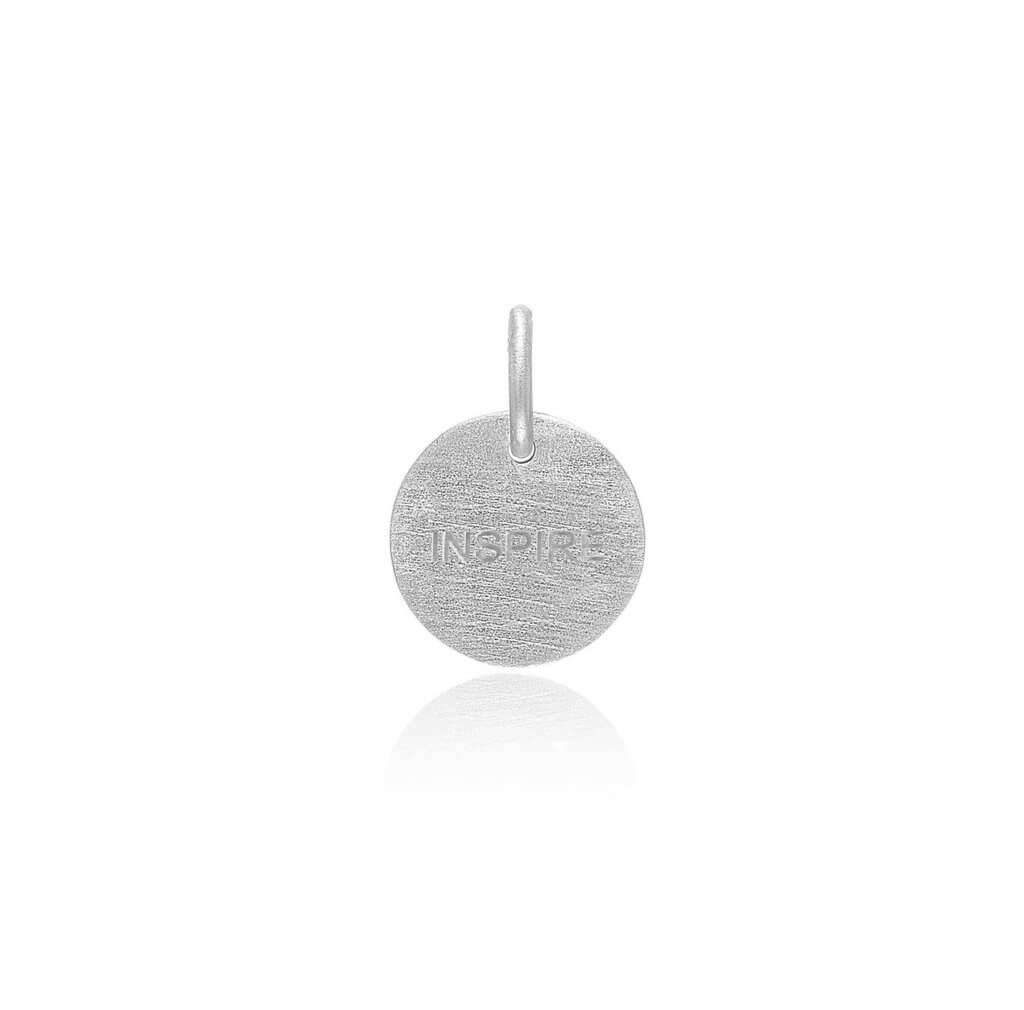Inspira Sterling Sølv Vedhæng fra Frk Lisberg 5852-925