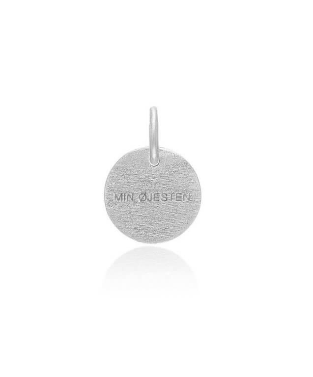 Frk Lisberg Min Øjesten Sterling Sølv Vedhæng 5864-925