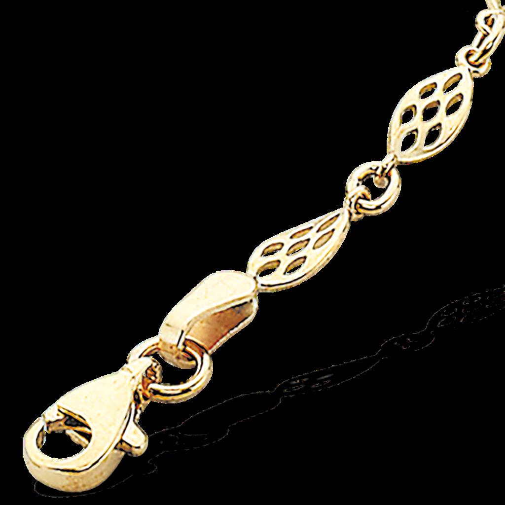 Image of   8 Karat Guld Armbånd fra Scrouples 601213