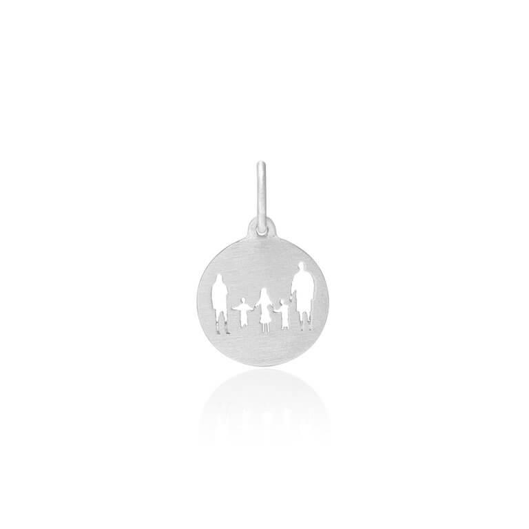 Frk Lisberg Life Collection 5 Sterling Sølv Vedhæng
