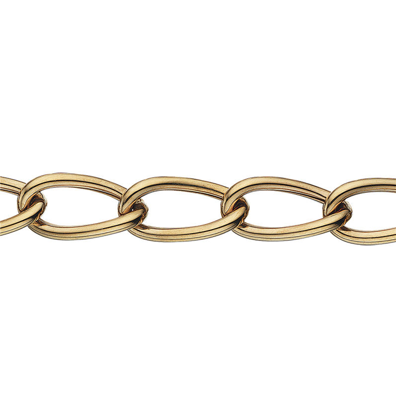 Scrouples Armbånd i 8 Karat Guld 601683