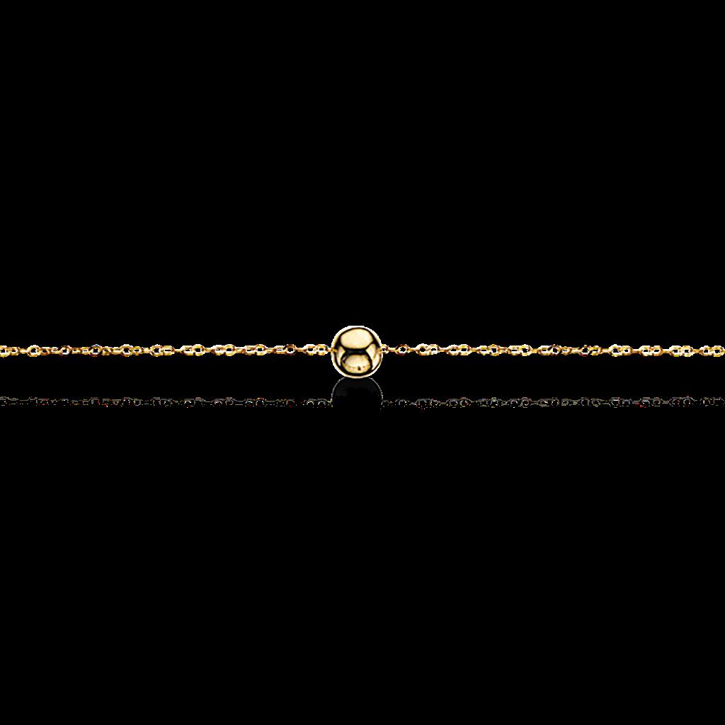 Scrouples 8 Karat Guld Ankelkæde 6183,23