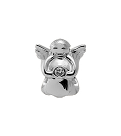 Image of   Angel Sterling Sølv Charm fra Christina Watches 630-S48