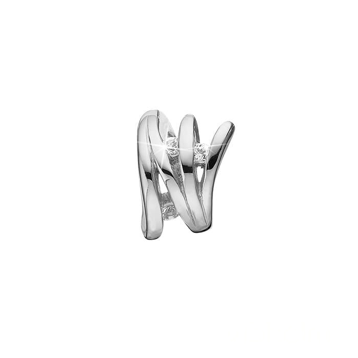 Image of   Balance Sterling Sølv Charm fra Christina Watches med 3 Topaser