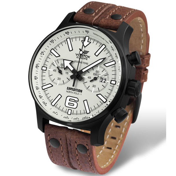 Image of   Vostok Europe Expedition North Pole 1 Chrono 6S21-5954200
