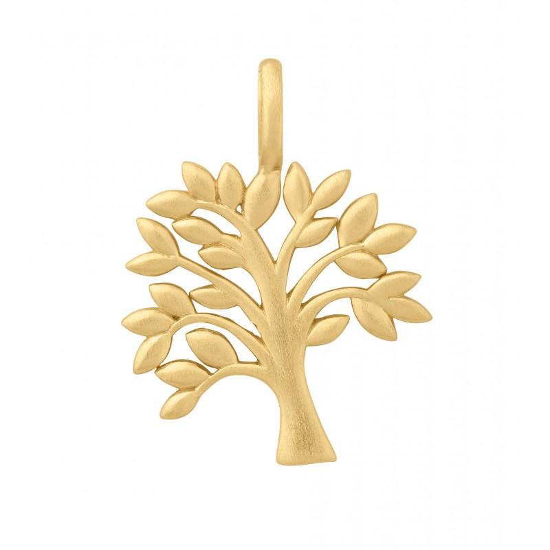 Image of   byBiehl Tree Of Life Vedhæng i Forgyldt Sølv 7-2501-GP