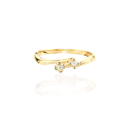 Scrouples 8 Karat Guld Ring 707383