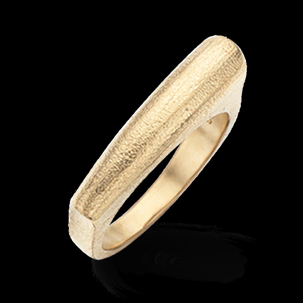 Scrouples 14 Karat Guld Ring 709385