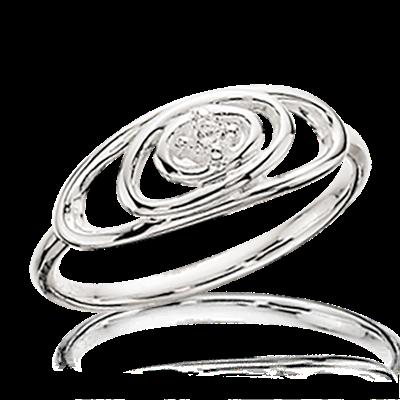 Sterling Sølv Ring fra Scrouples 712962