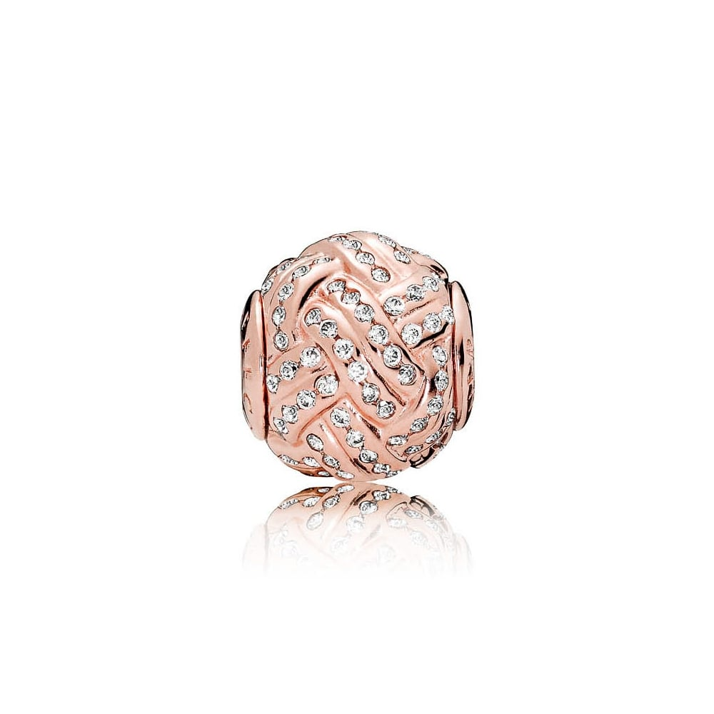 Pandora Essence Affection Symbolic Sølv Charm 786303CZ