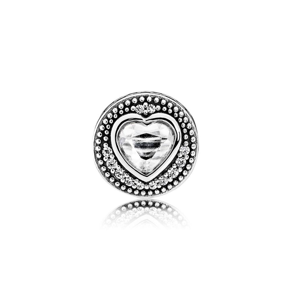 Pandora Essence Passion Collection Charm i Sterling Sølv thumbnail