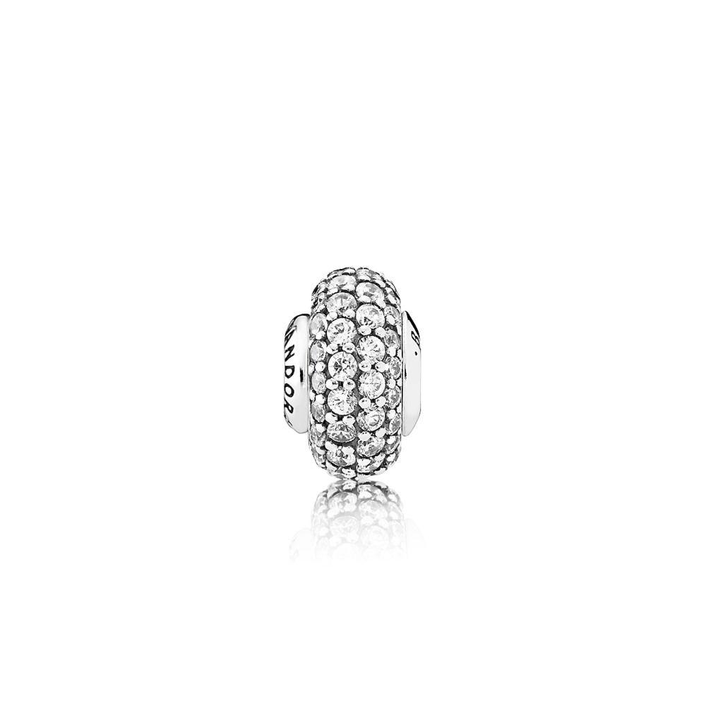 Image of   Balance Sterling Sølv Vedhæng fra Pandora 796088CZ