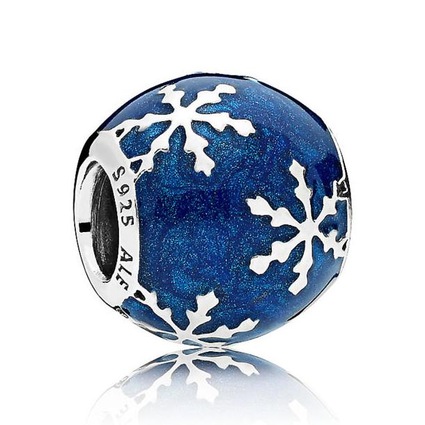 Pandora Wintry Delight Sølv Vedhæng 796357EN63 thumbnail