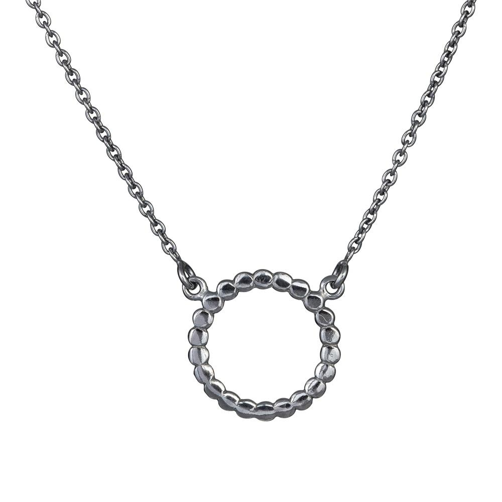 Cirkel Sterling Sølv Vedhæng fra Nordahl Andersen