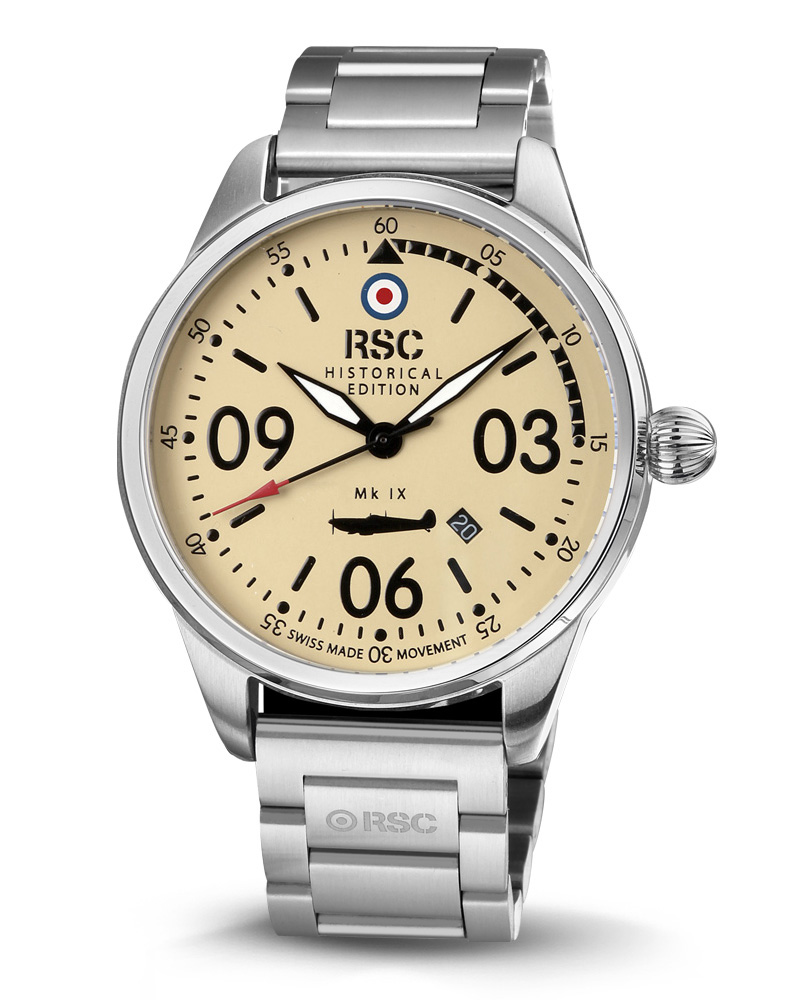 RSC Watches Spitfire Mk IX Herreur RSC860
