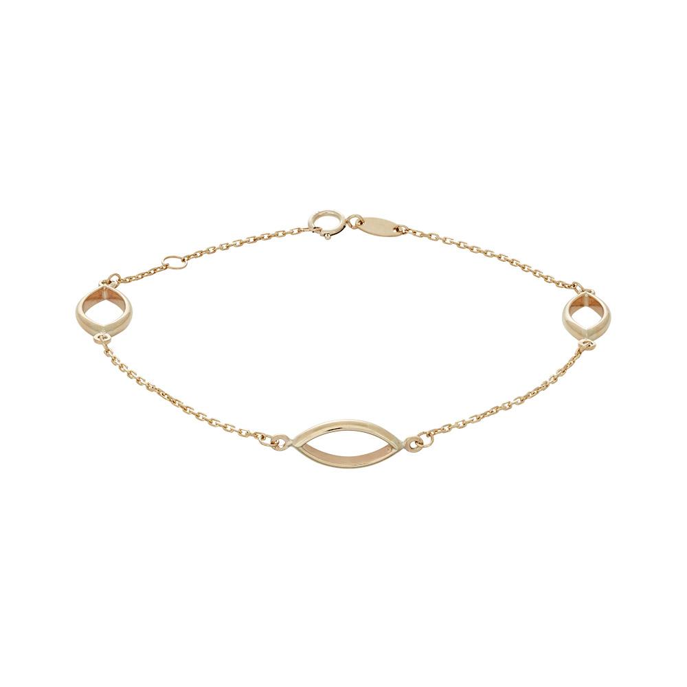 8 Karat Guld Armbånd fra Nordahl Andersen 8820823