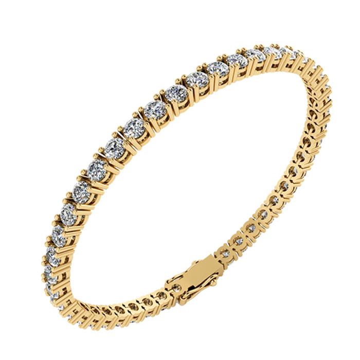 Smykkekæden Armbånd i Forgyldt Sølv 90-10081-011-0185