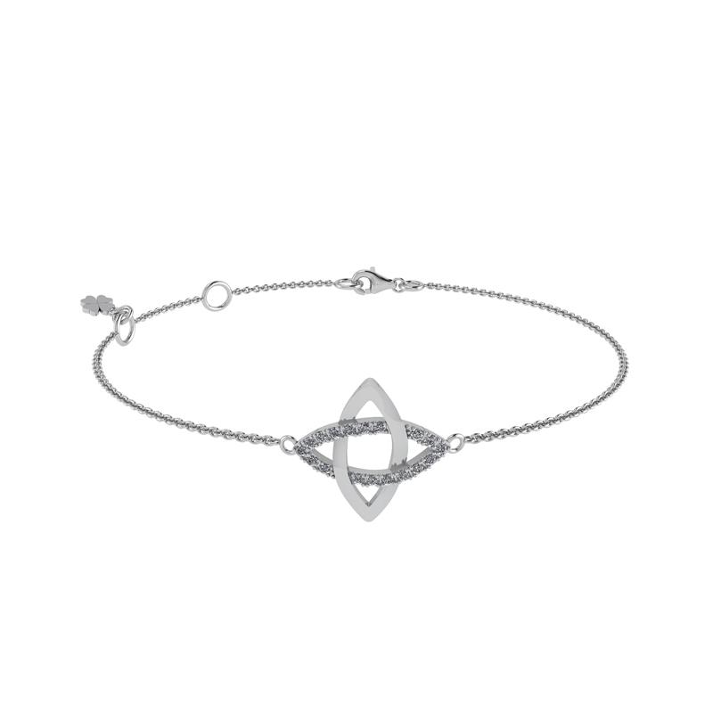 Sølv Armbånd fra Smykkekæden