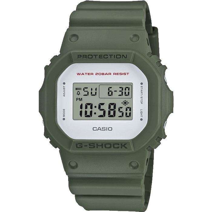 Image of   G-Shock Herreur Fra Casio DW-5600M-3ER