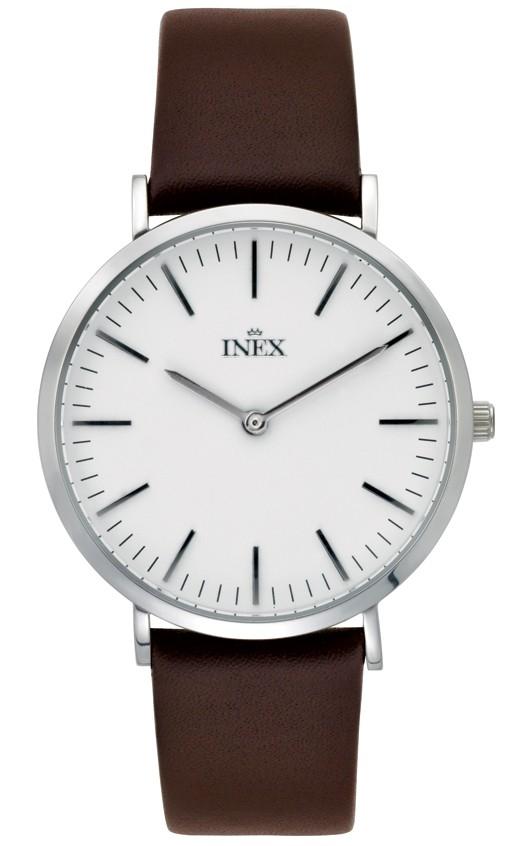 Inex Mens Classic Leather Ur til Herre A69463S0I thumbnail