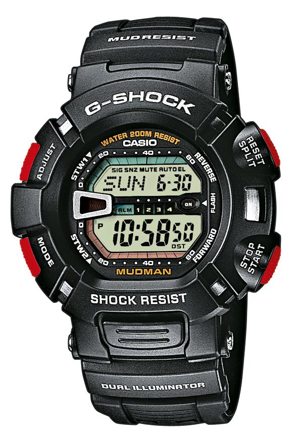 Image of   Casio Ur G-Shock G90001VER