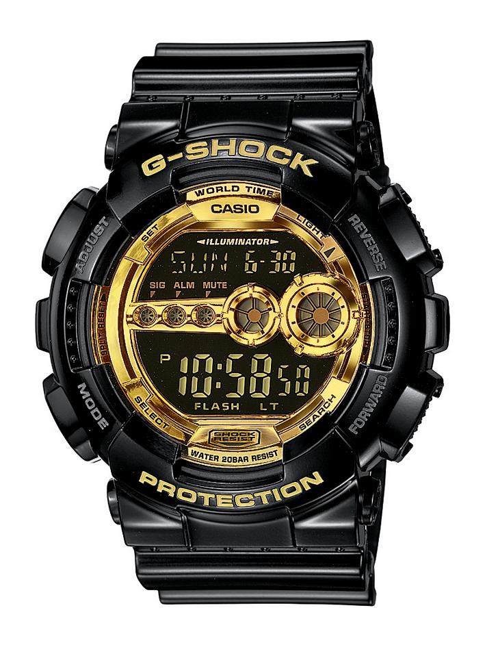 Image of   G-Shock Ur Fra Casio GD100GB1ER