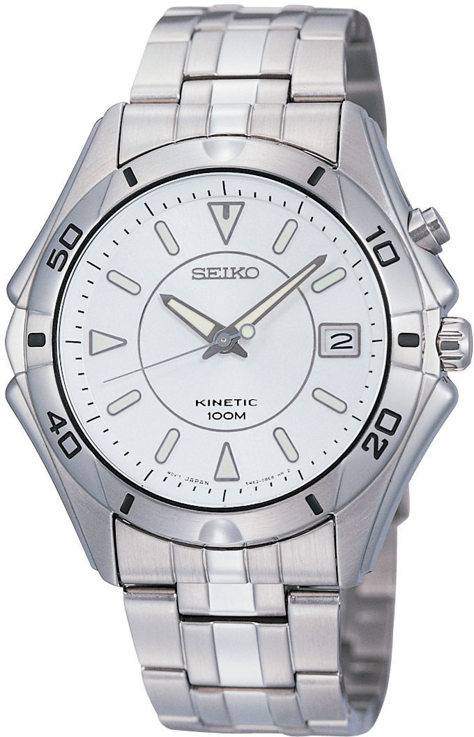 Image of   Kinetic Ur Fra Seiko SKA307P1
