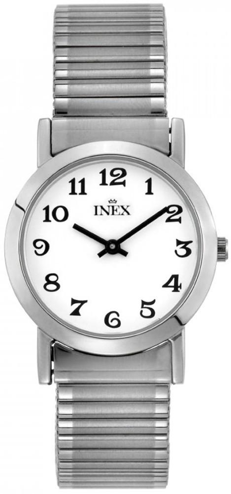 Inex Mens Silver Ur A12006-1S0A