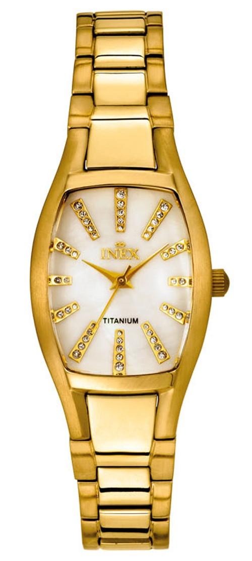 Inex Ur Ladies Golden A12122D11I