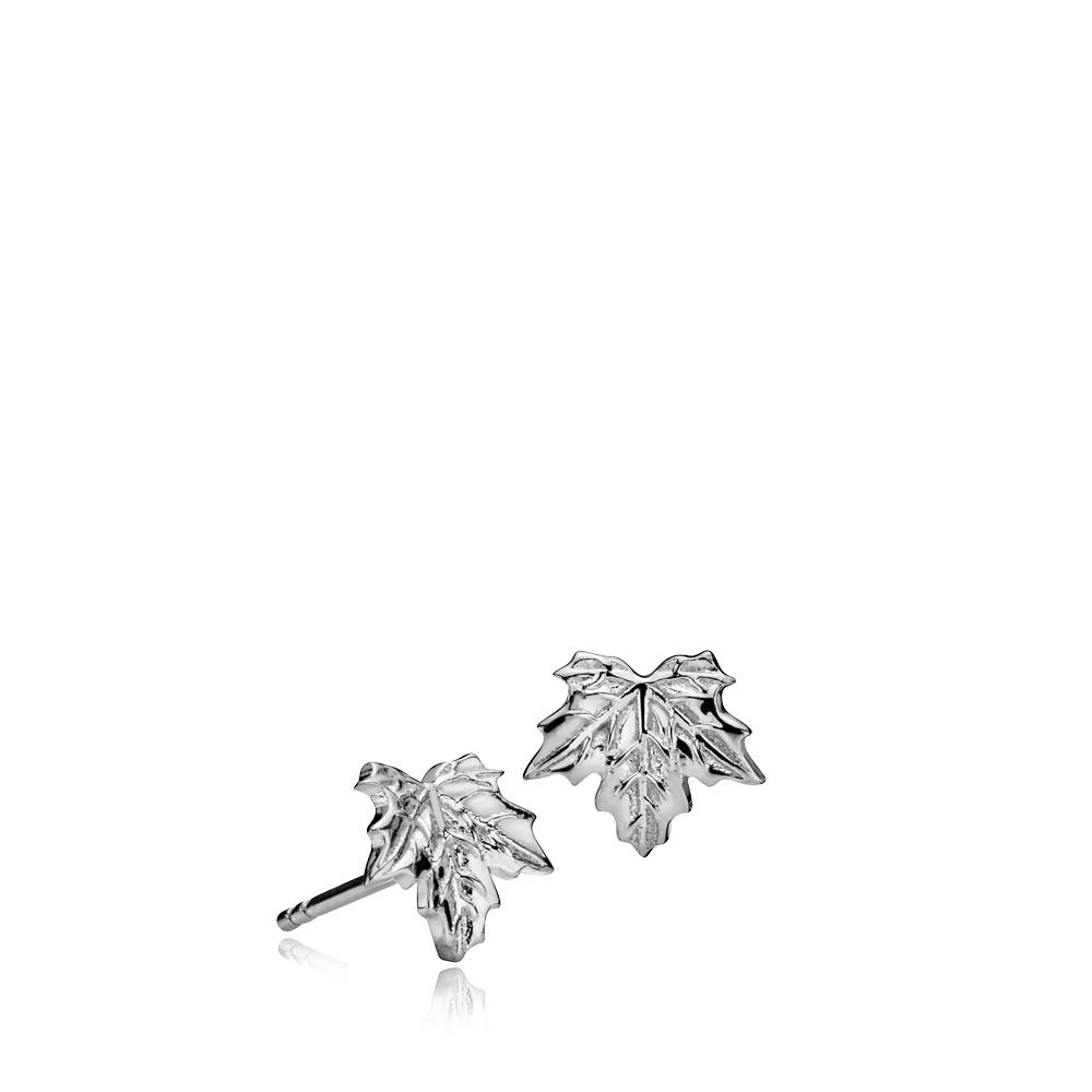 Nature Sterling Sølv Øreringe fra Izabel Camille