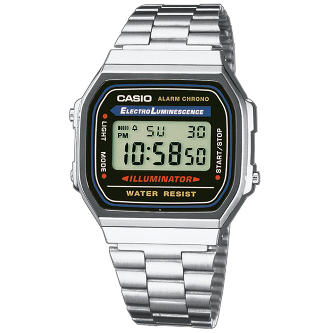 CASIO A168WA1YES thumbnail
