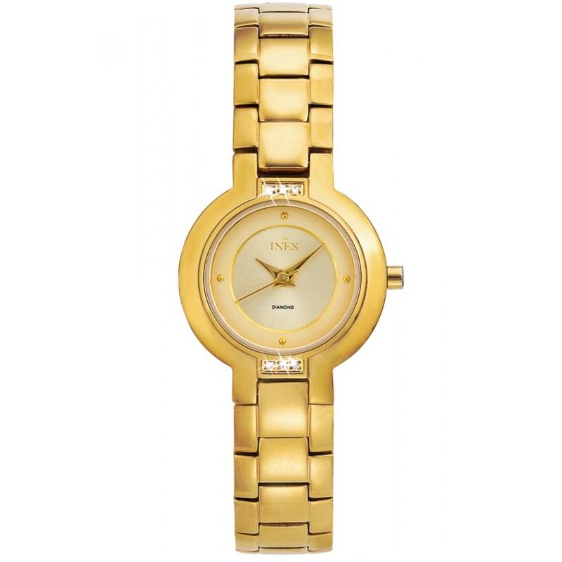 Inex Ur til Dame Ladies Golden A69363D7KV