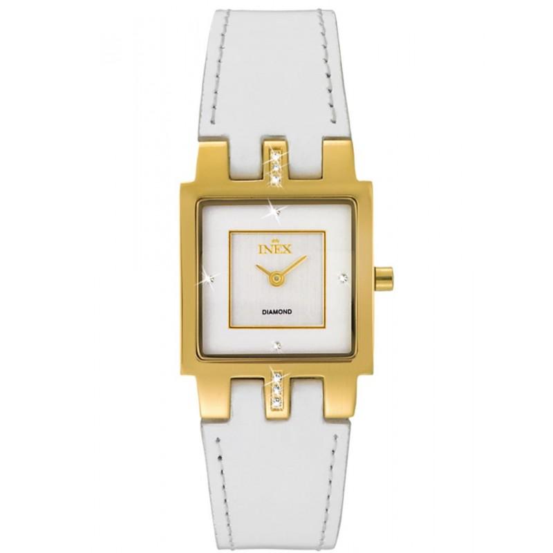 Inex Ur White And Golden A69364D4KV