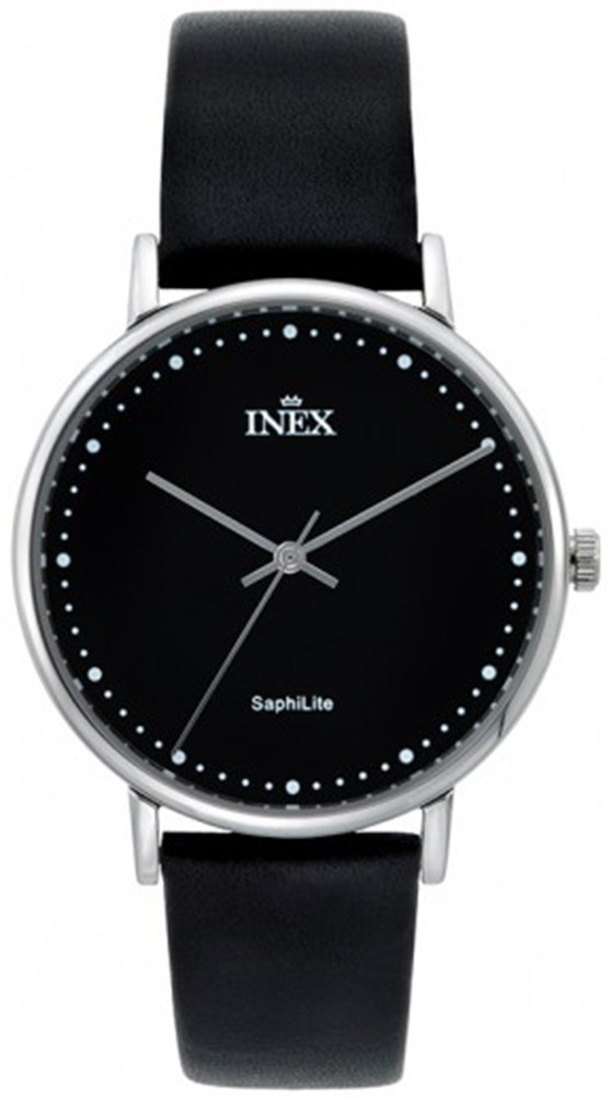 Inex Ur til Dame Ladies Black A69501S5P