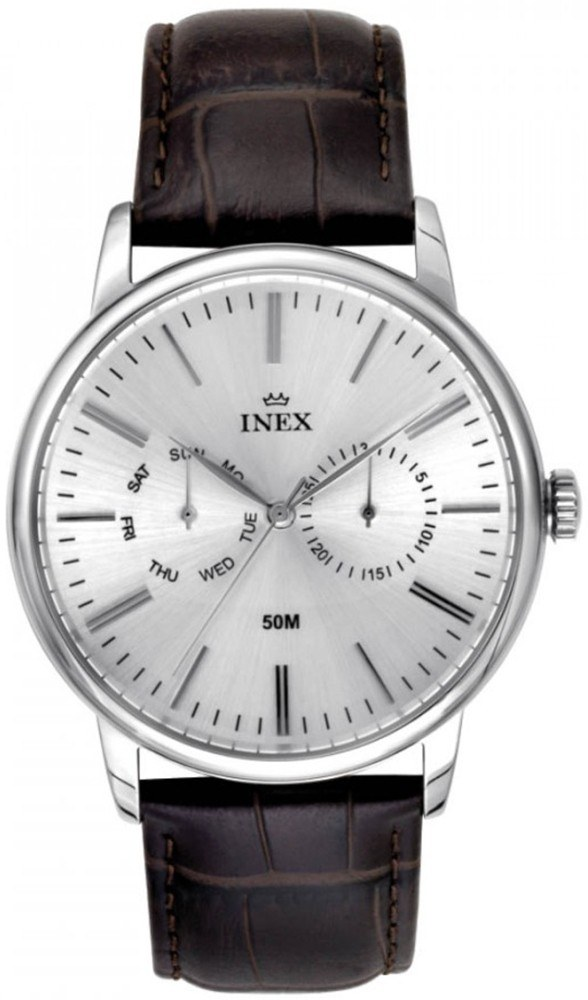 Inex Mens Silver A76200S4I
