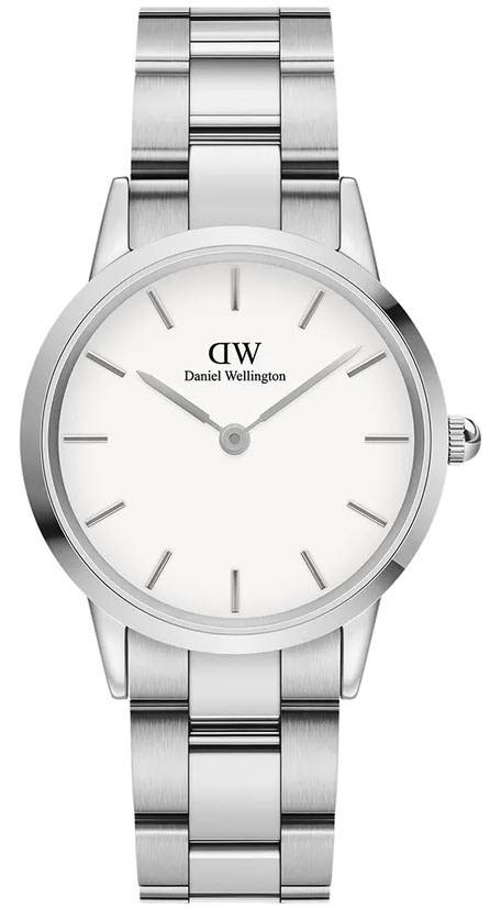 Daniel Wellington Ur til Dame Iconic Link 32 MM Silver ADW00100205