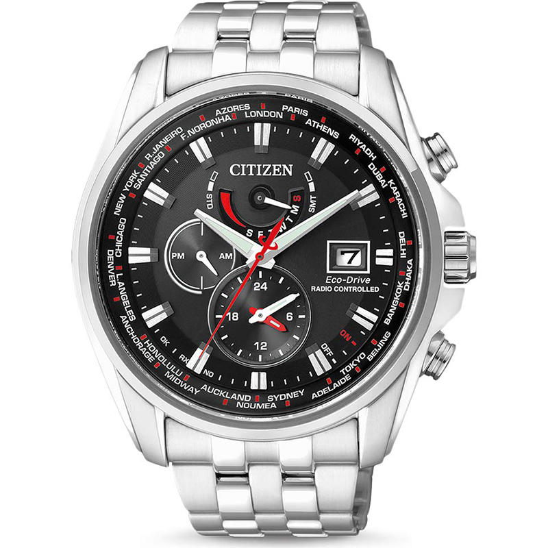 Image of   ECO Drive Ur til Herre Fra Citizen AT9030-55E