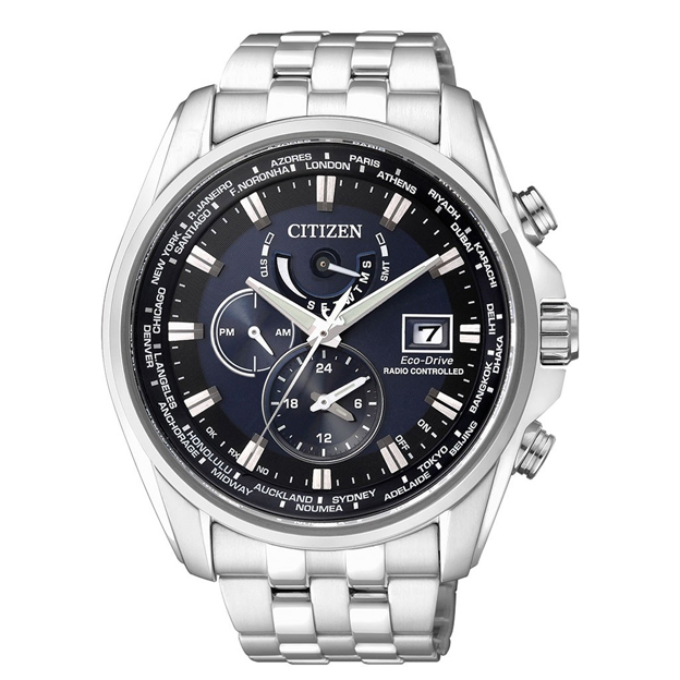 Image of   Citizen Ur til Herre ECO Drive AT9030-55L