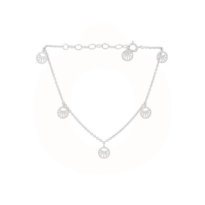 Pernille Corydon Mini Daylight Armbånd i Sterling Sølv