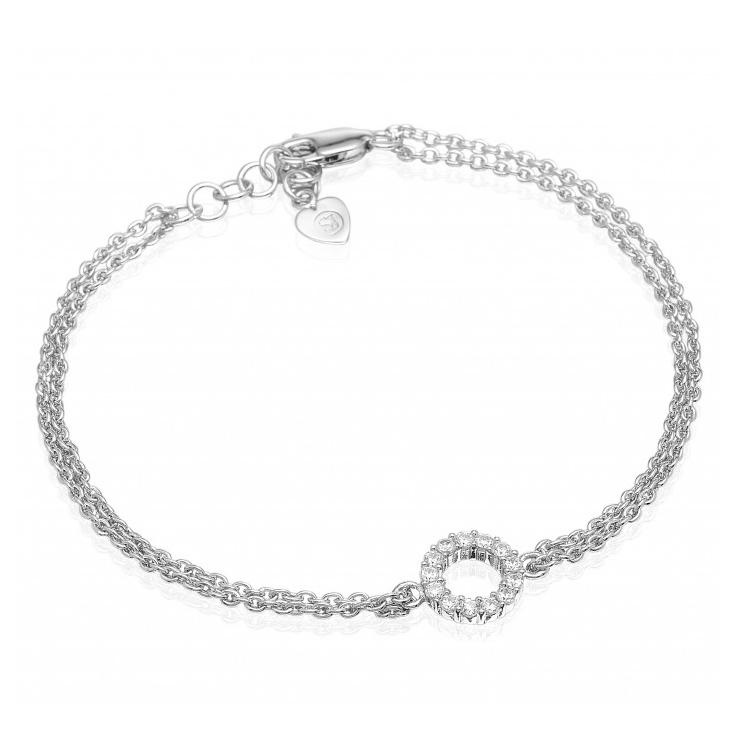 Image of   Sif Jakobs Biella Piccolo sølv armbånd