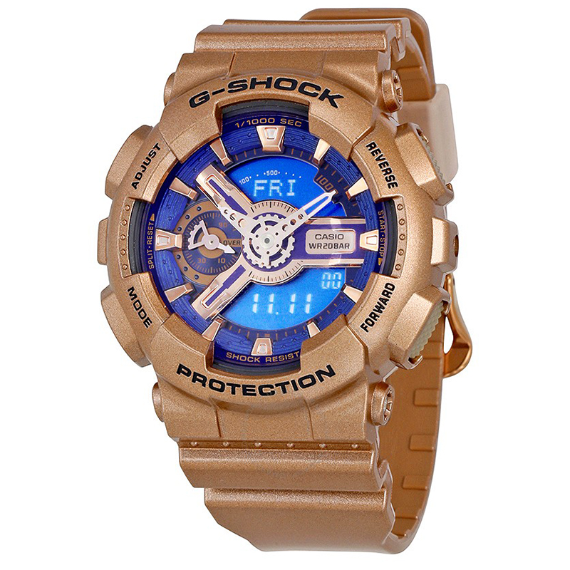 Image of   Casio Unisexur G-Shock GMA-S110GD-2AER