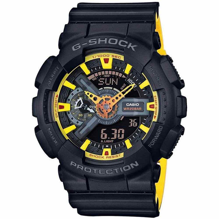 Casio Ur G-Shock GA-110BY-1AER