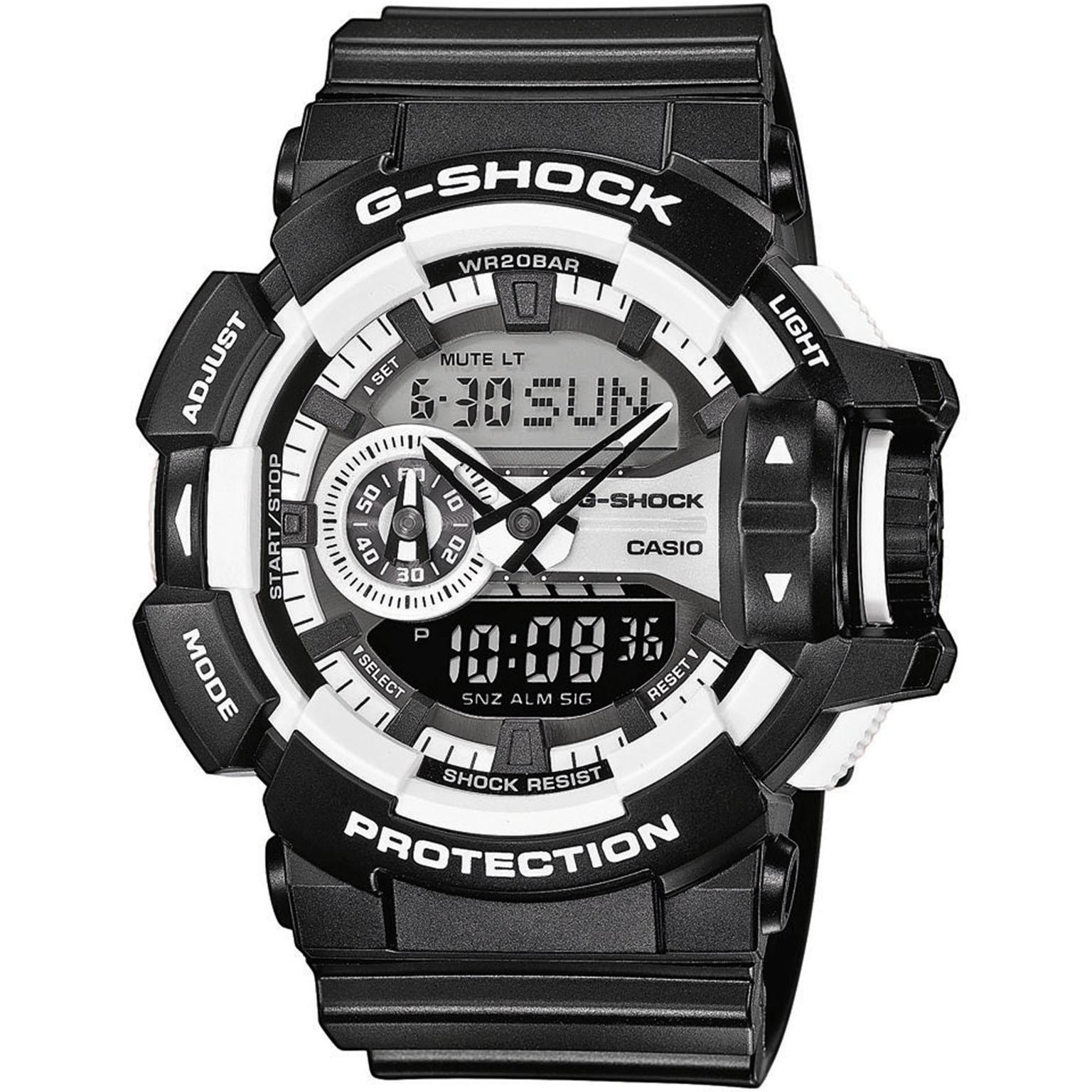 Image of   Casio G-Shock GA-400-1AER