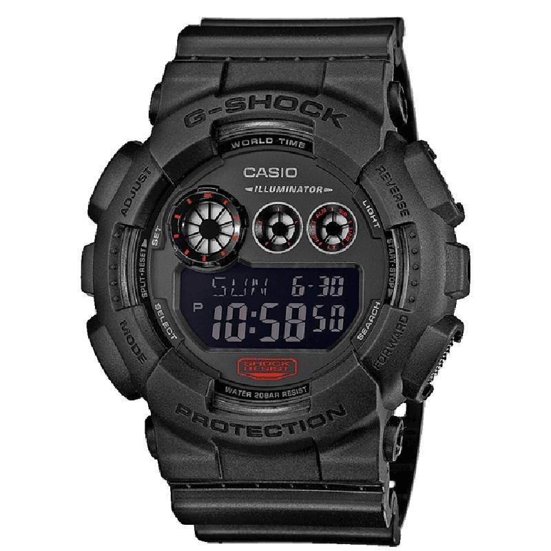 Image of   Casio G-Shock GD-120MB-1ER Ur