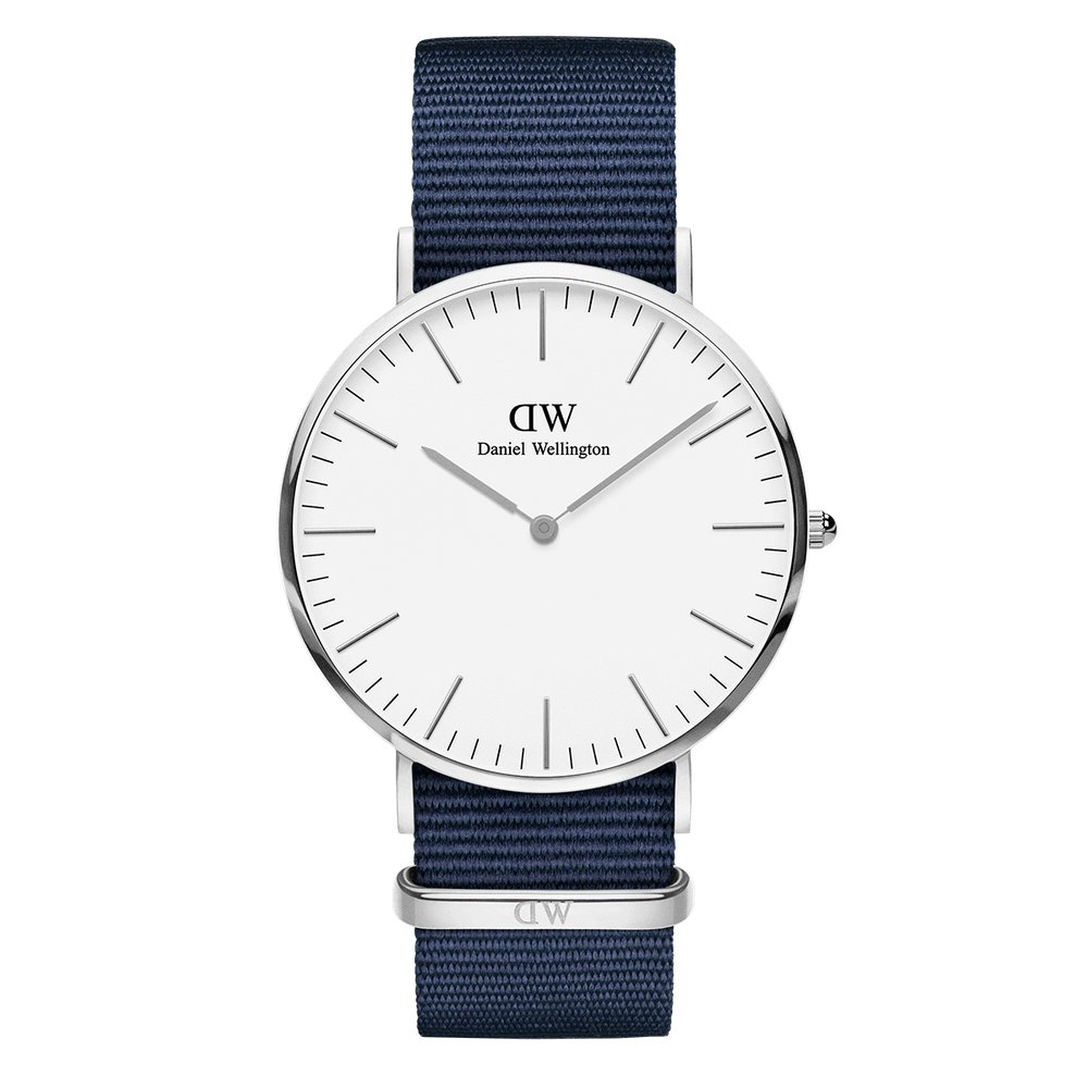 Image of   Bayswater 40 MM Unisexur Fra Daniel Wellington ADW00100276