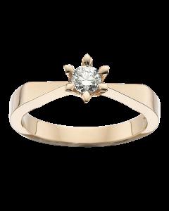 Victoria Ring 0,25 ct. i 14 Karat Guld fra Scrouples